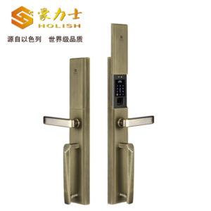 L1098F-青古铜别墅门锁