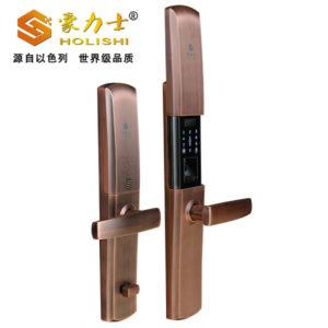 豪力士D1880F智能指纹锁