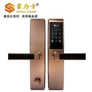 豪力士智能密码锁D3668